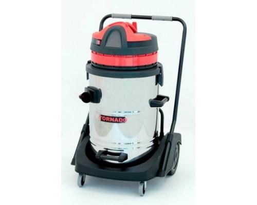 Пылесос влажной и сухой уборки  TORNADO 600 MARK NX 3FLOW Inox