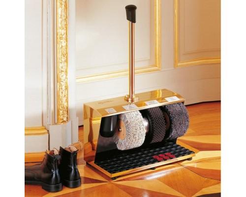Аппарат для чистки обуви Heute Polifix 2 Gold