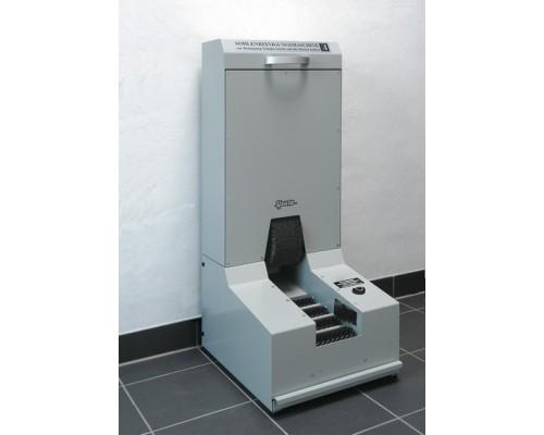 Аппарат для чистки обуви Heute Solamat 100