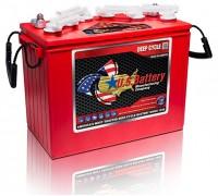 U.S. Battery Аккумулятор с жидким электролитом US 12V XC2