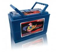 U.S. Battery Аккумулятор с жидким электролитом US 31DC XC