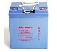 CHILWEE 4-EVF-150A Гелевый аккумулятор  8В, 160 Ач по С5