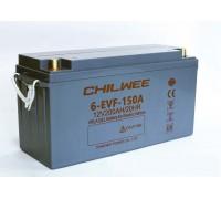 CHILWEE 6-EVF-150A Гелевый аккумулятор 12 В, 160 Ач