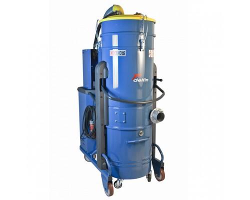Промышленный пылесос Delfin DG 30 EXP PN