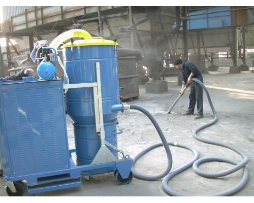 Промышленный пылесос Delfin DG 300 HD PN