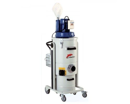 Промышленный пылесос Delfin MISTRAL 150 ECO M