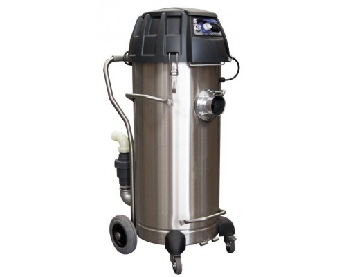 Промышленный пылесос Delfin MISTRAL 802 WET INOX PUMP (водопылесос)
