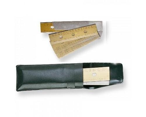 TTS Лезвие для скребка Clip (250 шт)