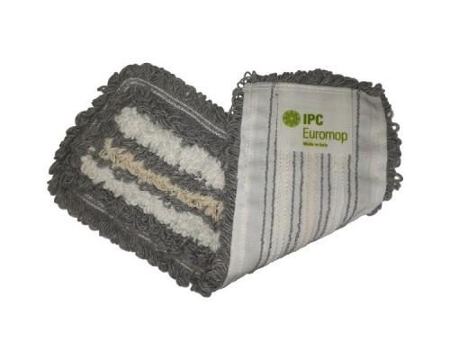 Euromop Плоский петельчатый МОП 40 с ушками микрофибра и хлопок