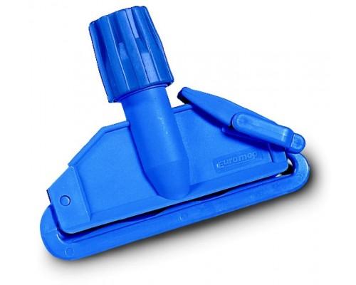 Euromop Зажим синий для МОПа Кентукки с пластиковой клипсой