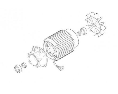 Электродвигатель для K 7.80 M, K 7.85 M